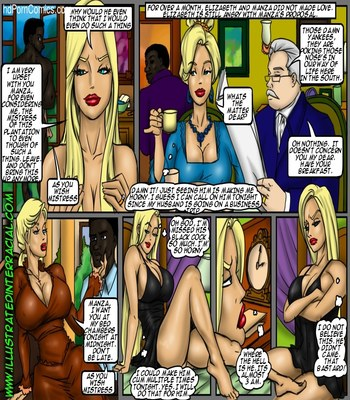 Interracial-Illustrated interracial-Manza free Porn Comic sex 74
