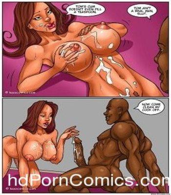 Interracial-KaosComics- Wife Force To Strip free Porn Comic