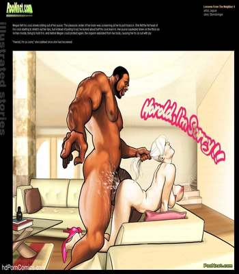 Interracial-Poonnet- Lessons From The Neighbor 3-4 free Porn Comic sex 33