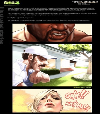 Interracial-Poonnet- Lessons From The Neighbor 3-4 free Porn Comic sex 35