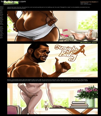 Interracial-Poonnet- Lessons From The Neighbor 3-4 free Porn Comic sex 37