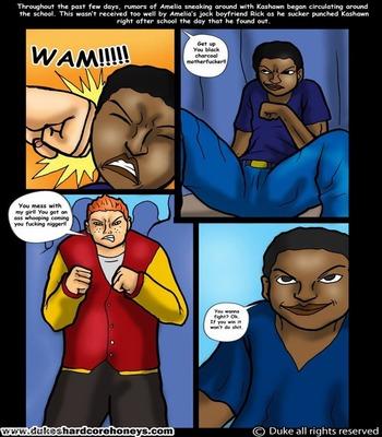 Interracial-The Sleepover 79 free sex comic