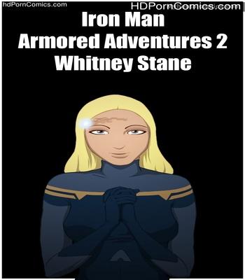 Porn Comics - Iron Man Armored Adventures 2 – Whitney Stane Sex Comic