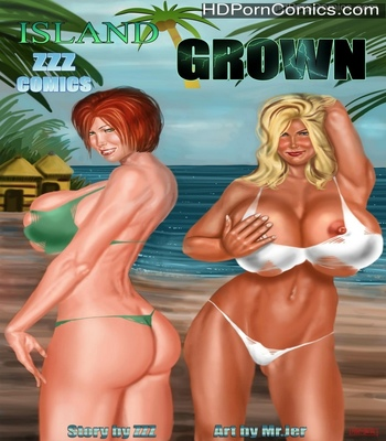 Porn Comics - Island Grown 1 Sex Comic