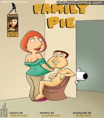 JKRcomix- Family Pie 1-21 free family guy porn comics