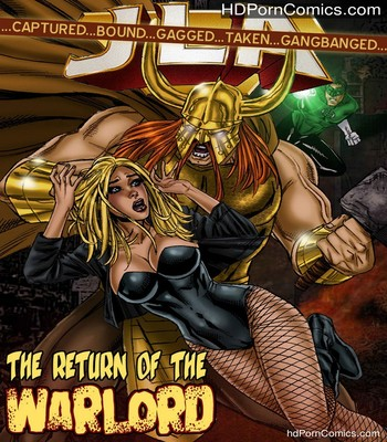 Porn Comics - JLA – The Return Of The Warlord Sex Comic