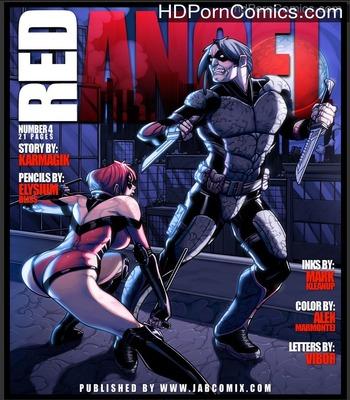 Jabcomix - Red Angel 41 free sex comic