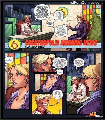 Jabcomix - Red Angel 42 free sex comic