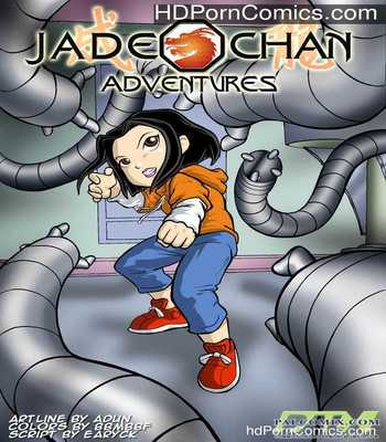 comic Jackie Chan Adventures porn