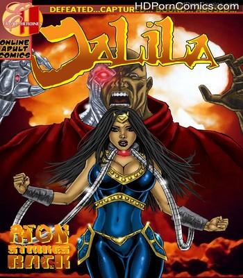 Porn Comics - Jalila – Aton Stikes Back 1 Sex Comic