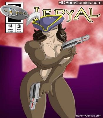 Porn Comics - Jeryal 3 Sex Comic