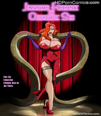 Porn Comics - Jessica Rabbit In Original Sin Sex Comic