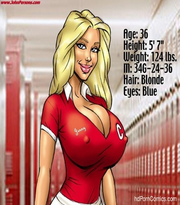 John Persons - Two Hot Blondes Bet On Big Black Cocks23 free sex comic