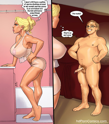John Persons - Two Hot Blondes Bet On Big Black Cocks93 free sex comic