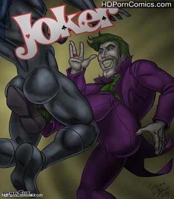 Porn Comics - Joker Sex Comic