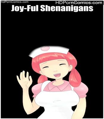 Porn Comics - Joy-Ful Shenanigans Sex Comic