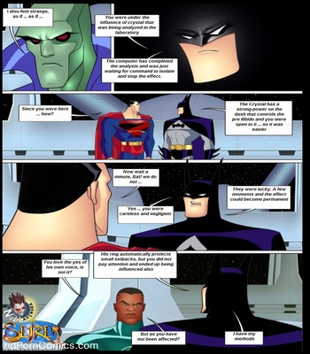 Justice league - Porncomics35 free sex comic