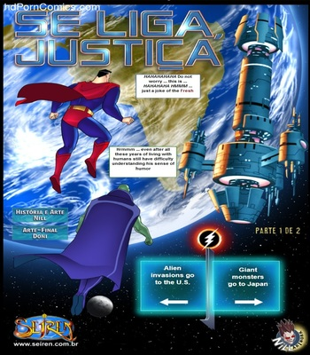 Justice league - Porncomics4 free sex comic