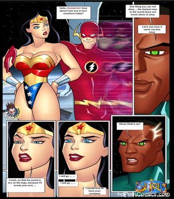 Justice league - Porncomics7 free sex comic
