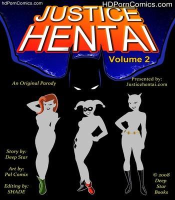 Porn Comics - Justice Hentai 2 Sex Comic