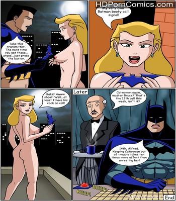 Justice Hentai 2 Sex Comic