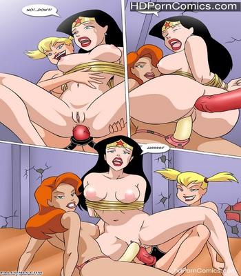 Justice League 1 Sex Comic sex 11