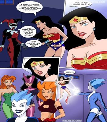 Justice League 1 Sex Comic sex 4
