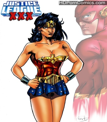Porn Comics - Justice League XXX