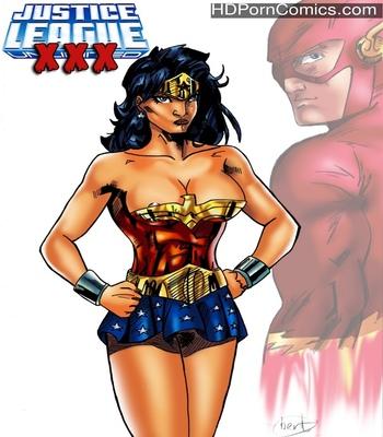 Porn Comics - Justice League XXX
