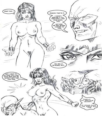 Justice League XXX 16 free sex comic