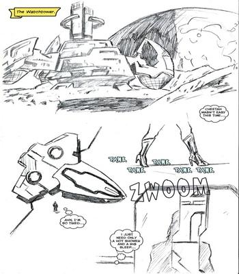Justice League XXX 2 free sex comic