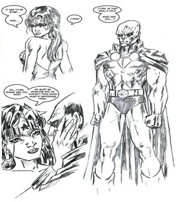 Justice League XXX 6 free sex comic