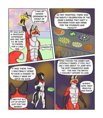 KNOT University 3 Sex Comic sex 24