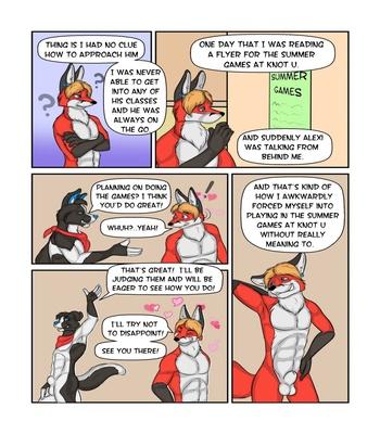KNOT University 3 Sex Comic sex 3