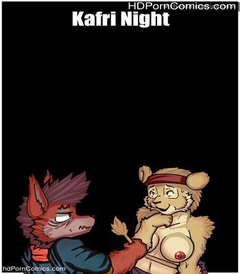 Porn Comics - Kafri Night Sex Comic