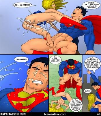 Kal & Kara 7 free sex comic