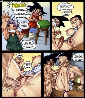 Kamehasutra Sex Comic sex 50