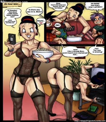 Kamehasutra Sex Comic sex 54