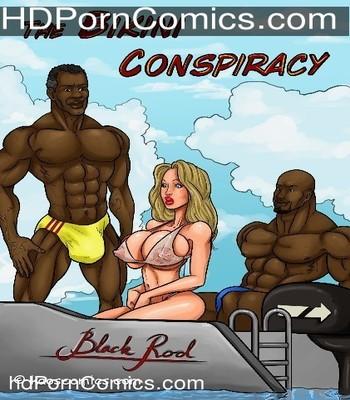 Porn Comics - Kaos-Bikini conspiracy free Cartoon Porn Comic