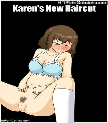 Porn Comics - Karen's New Haircut