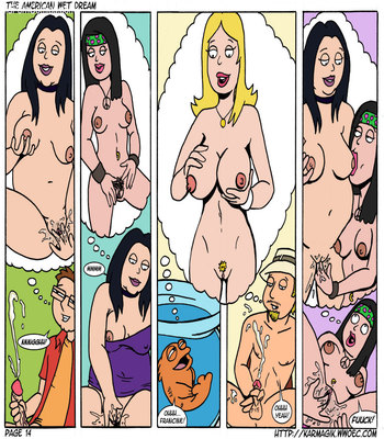 Karmagik-The American Wet Dream14 free sex comic
