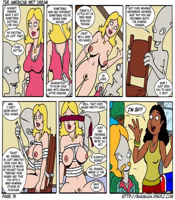 Karmagik-The American Wet Dream15 free sex comic