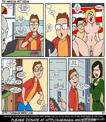 Karmagik-The American Wet Dream53 free sex comic
