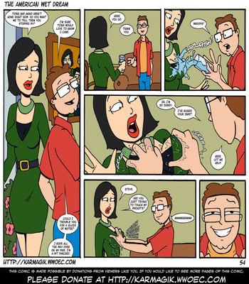 Karmagik-The American Wet Dream54 free sex comic