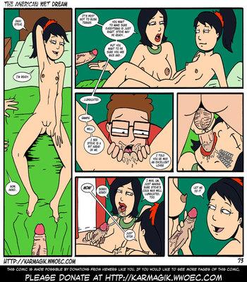 Karmagik-The American Wet Dream73 free sex comic