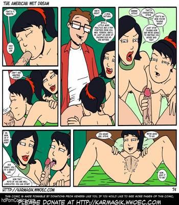 Karmagik-The American Wet Dream74 free sex comic