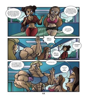 Kartoon Warz 1 – Bigger And Bigger Sex Comic sex 12