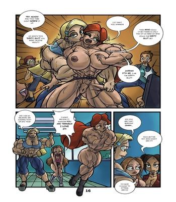 Kartoon Warz 1 – Bigger And Bigger Sex Comic sex 16