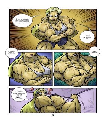 Kartoon Warz 1 – Bigger And Bigger Sex Comic sex 9