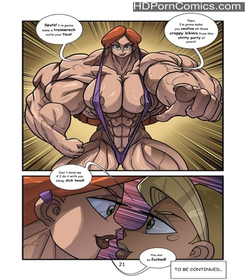 Kartoon Warz 2 – Bikini Party Sex Comic